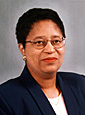 Photo of Commissioner Dr. Shirley Ann Jackson
