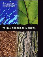 Cover page for Tribal Protocol Manual