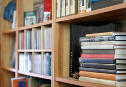 NRC Library Section Photo