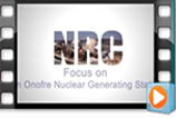 image of first frame of NRC Focus on San Onofre Nuclear Generation Station Video