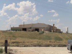 Photograph of the Crow Butte Resources Site in Chadron, Nebraska