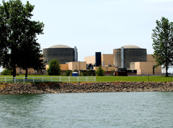 Photograph of McGuire Nuclear Station