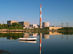 Photograph of Millstone Nuclear Power Station