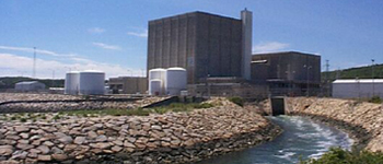 Photograph of Pilgrim Nuclear Power Plant