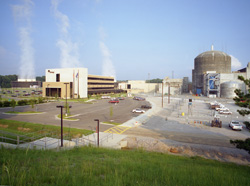 Photograph of Arkansas Nuclear One