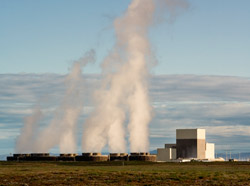 Photograph of Columbia Generating Station