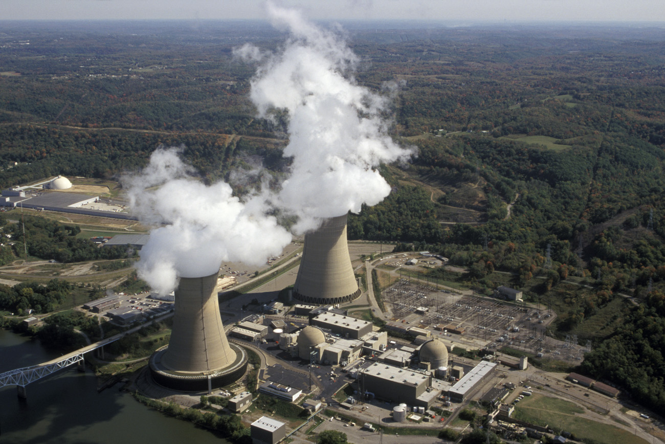 Beaver Valley Nuclear Power Station - the closest to Pgh!