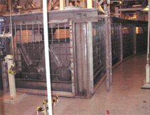Containment Sump Photo